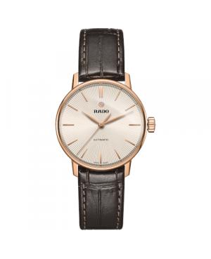 Szwajcarski klasyczny zegarek damski RADO Coupole Classic Automatic R22865115 Odporne na zarysowania szkło szafirowe