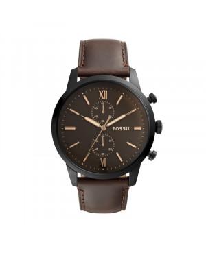 Modowy zegarek męski FOSSIL Townsman FS5547