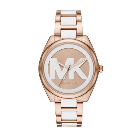 Modowy zegarek męski MICHAEL KORS Janelle MK7134