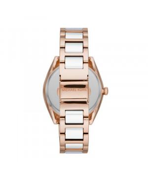 zapięcie zegarek męski MICHAEL KORS Janelle MK7134 w kolorze różowego złota