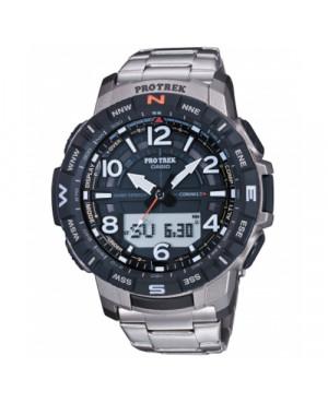 Sportowy zegarek męski CASIO ProTrek PRT-B50T-7ER (PRTB50T7ER)