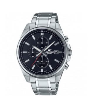 Sportowy zegarek męski CASIO EFV-610D-1AVUEF Edifice (EFV610D1AVUEF)