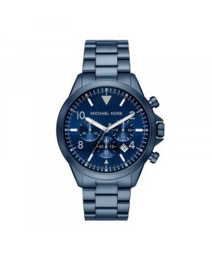 granatowy zegarek męski MICHAEL KORS Gage MK8829