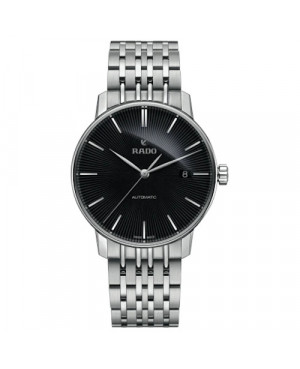 Szwajcarski klasyczny zegarek męski RADO Coupole Classic Automatic  R22860154 Odporne na zarysowania szkło szafirowe
