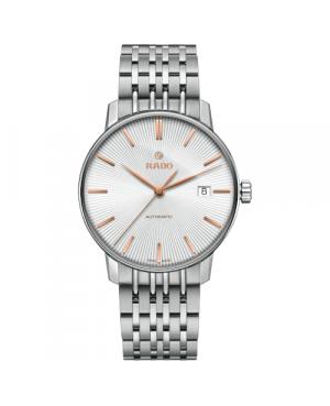Szwajcarski klasyczny zegarek męski RADO Coupole Classic Automatic R22860024 Odporne na zarysowania szkło szafirowe