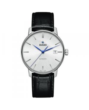 Szwajcarski klasyczny zegarek męski RADO Coupole Classic Automatic R22860045 Odporne na zarysowania szkło szafirowe