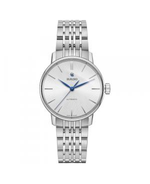 Szwajcarski klasyczny zegarek damski RADO Coupole Classic Automatic R22862044 Odporne na zarysowania szkło szafirowe