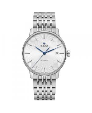 Szwajcarski klasyczny zegarek męski RADO Coupole Classic Automatic R22860044 Odporne na zarysowania szkło szafirowe