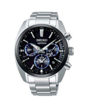 Sportowy zegarek męski SEIKO ASTRON GPS SOLAR SSH053J1