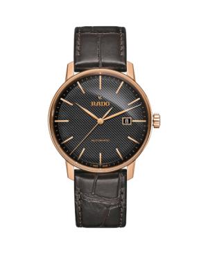 Szwajcarski klasyczny zegarek męski RADO Coupole Classic Automatic R22877165 Odporne na zarysowania szkło szafirowe