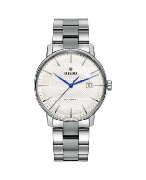 Szwajcarski klasyczny zegarek męski RADO Coupole Classic Automatic R22876013 Odporne na zarysowania szkło szafirowe