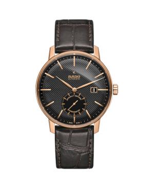 Szwajcarski klasyczny zegarek męski RADO Coupole Classic Automatic COSC R22881165 Odporne na zarysowania szkło szafirowe
