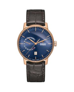 Szwajcarski klasyczny zegarek męski RADO Coupole Classic Automatic COSC R22879205 Odporne na zarysowania szkło szafirowe