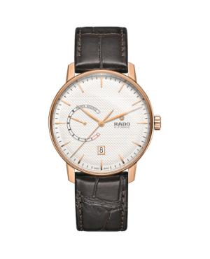 Szwajcarski klasyczny zegarek męski RADO Coupole Classic Automatic COSC 22879025 Odporne na zarysowania szkło szafirowe