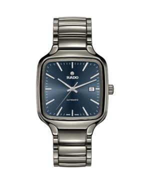 Szwajcarski elegancki zegarek męski RADO True Square Automatic R27077202