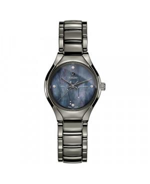 Szwajcarski elegancki zegarek damski RADO True Star sign - Libra R27243942