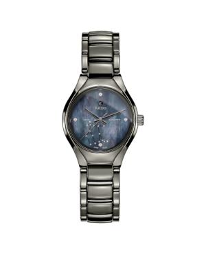 Szwajcarski elegancki zegarek damski RADO True Star sign - Gemini R27243862