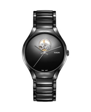 Szwajcarski elegancki zegarek męski RADO True Secret  R27107152