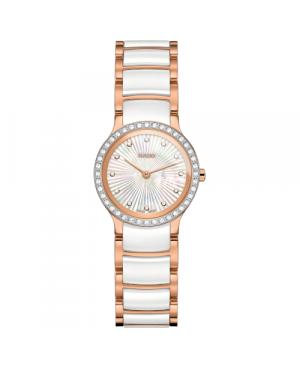 Szwajcarski elegancki zegarek damski RADO Centrix Diamonds R30218912