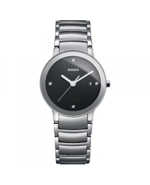 Szwajcarski elegancki zegarek damski RADO Centrix Diamonds R30928713