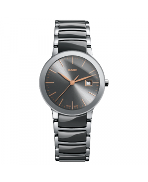 Szwajcarski elegancki zegarek damski RADO Centrix R30928132