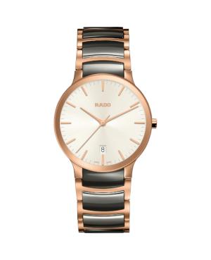 Szwajcarski elegancki zegarek męski RADO Centrix R30554022