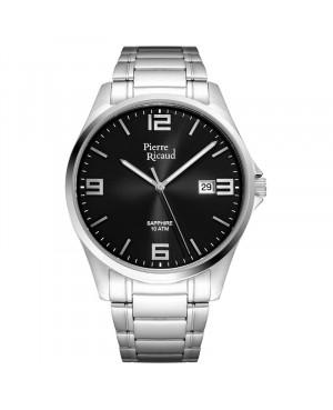 Klasyczny zegarek męski PIERRE RICAUD P91076.5156Q (P910765156Q)