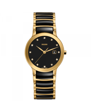 Szwajcarski elegancki zegarek damski RADO Centrix Diamonds R30528762