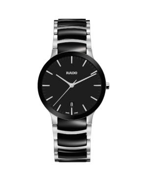 Szwajcarski elegancki zegarek męski RADO Centrix R30934172