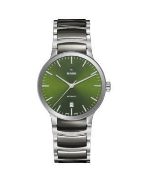 Szwajcarski elegancki zegarek męski RADO Centrix Automatic R30010312