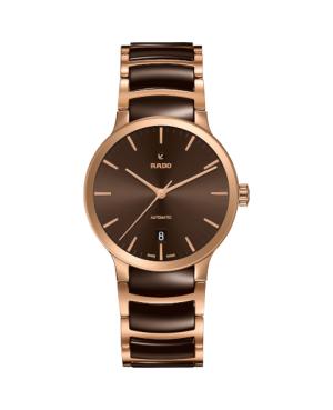 Szwajcarski elegancki zegarek męski RADO Centrix Automatic R30036302