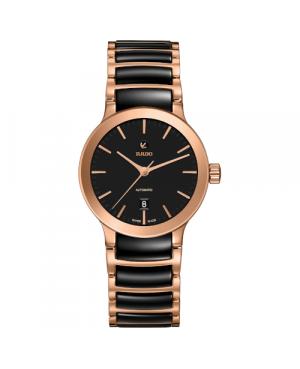 Szwajcarski elegancki zegarek damski RADO Centrix Automatic R30183172