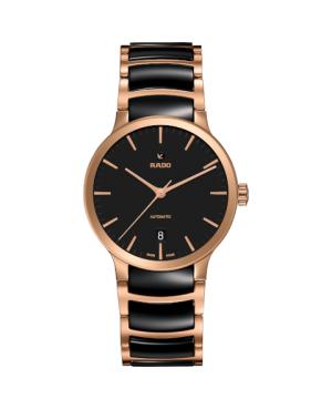 Szwajcarski elegancki zegarek męski RADO Centrix Automatic R30036172