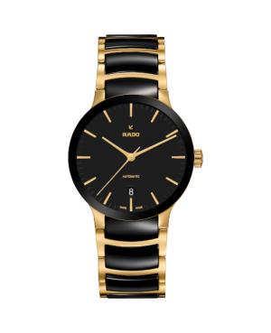 Szwajcarski elegancki zegarek męski RADO Centrix Automatic R30035172