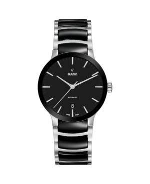 Szwajcarski elegancki zegarek męski RADO Centrix Automatic R30941172