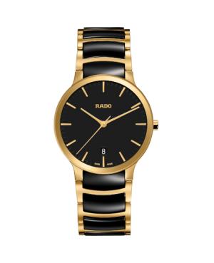 Szwajcarski elegancki zegarek męski RADO Centrix R30527172
