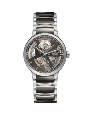 Szwajcarski elegancki zegarek męski RADO Centrix Automatic Open Heart R30179114