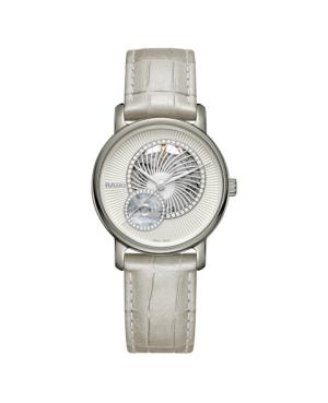 Szwajcarski elegancki zegarek damski RADO DiaMaster Automatic Open Heart Diamonds R14056935.