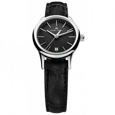 Szwajcarski zegarek damski MAURICE LACROIX Les Classiques Date Ladies LC1113-SS001-330 (LC1113SS001330)