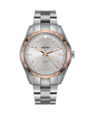 Szwajcarski sportowy zegarek męski RADO HyperChrome Automatic UTC R32050103