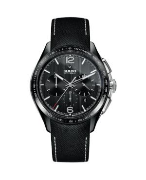 Szwajcarski sportowy zegarek męski RADO HyperChrome Automatic Chronograph R32121155