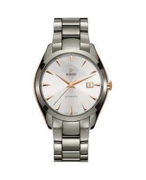 Szwajcarski sportowy zegarek męski RADO HyperChrome Automatic R32256012