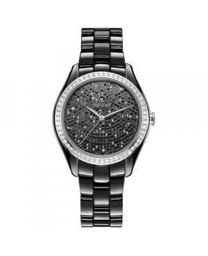 Szwajcarski biżuteryjny zegarek damski RADO HyperChrome Automatic Diamonds R32482722