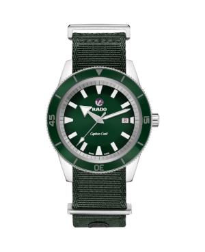 Szwajcarski zegarek męski RADO Captain Cook Automatic R32505318