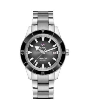 Szwajcarski sportowy zegarek męski RADO Captain Cook Automatic R32105158