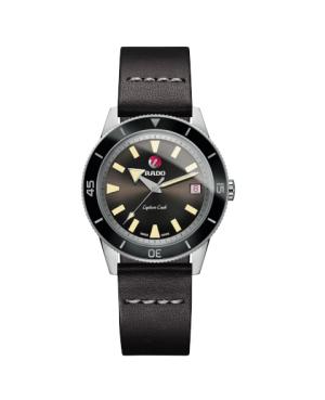 Szwajcarski sportowy zegarek damski RADO Captain Cook Automatic R32500305