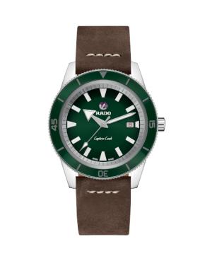 Szwajcarski sportowy zegarek męski RADO Captain Cook Automatic R32505315