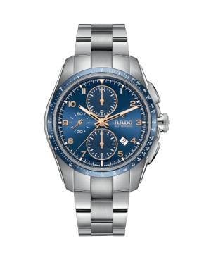 Szwajcarski sportowy zegarek męski RADO HyperChrome Automatic Chronograph R32042203