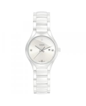 Szwajcarski biżuteryjny zegarek damski RADO True Diamonds R27061712