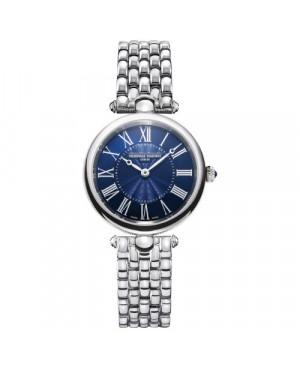 Szwajcarski modowy zegarek damski FREDERIQUE CONSTANT CLASSICS ART DÉCO ROUND FC-200MPN2AR6B (FC200MPN2AR6B)